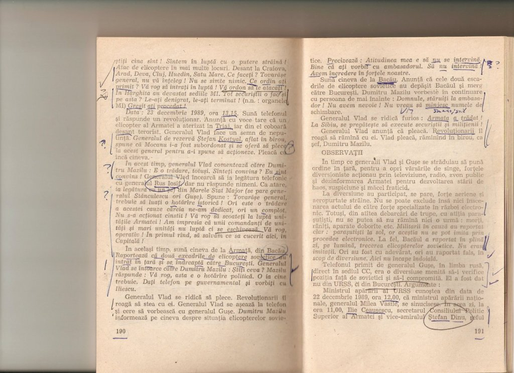 romanian revolution « The Archive of the Romanian Revolution